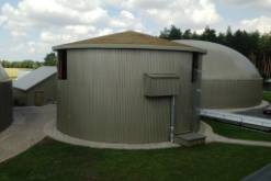 2 monolithic reinforced concrete tanks in Tērvete 2. part