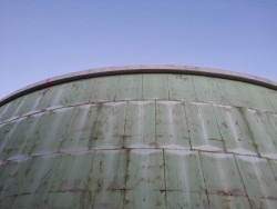 Construction of five reinforced concrete tanks in France